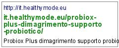 http://it.healthymode.eu/probiox-plus-dimagrimento-supporto-probiotico/